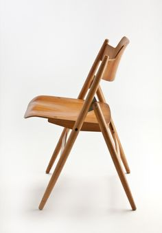 Chair surpil by julien henri porch for dcw ditions for Eiermann replica