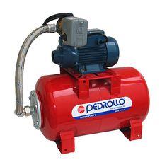 0.5 HP. 127 V. Ahorra agua y energía. Silencioso. Con cable de conexión. Tanque con membrana intercambiable.