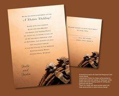 cheap western wedding invitations   I heart weddings   Pinterest ...