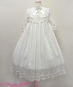 Angelic Pretty Antique Doll Dress