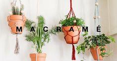 Macramé para decorar tu hogar y tutoriales para empezar a practicar