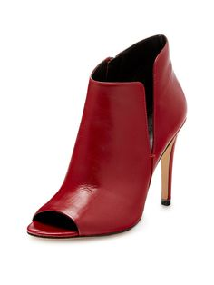 Maitee Peep Toe Bootie by Sigerson Morrison at Gilt