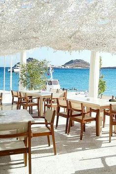 Mykonos island, Kalafati, Greece