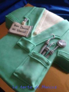Dolce dentista  Cake by Letortedimonica