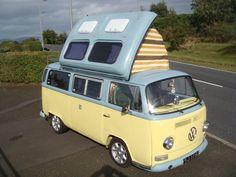 Vw T2 bay window dormobile camper van subaru engine in Cars, Motorcycles & Vehicles, Campers, Caravans & Motorhomes, Campervans & Motorhomes | eBay