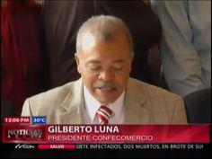 Comerciantes Rechazan Acusaciones De Quirino En Contra De Leonel #Video