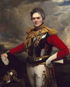 Captain Alexander McInnes, 2nd Life Guards