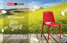 SCAB DESIGN is waiting for you @Sponga Cologne - from 30 of August to 1 of September