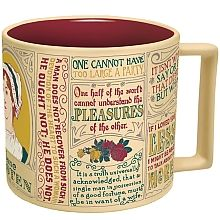 Jane Austen Literary Mug - shopPBS.org