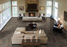 Anthology Brown|Porcelain & Ceramic Floor Tiles