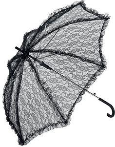 Gothicana by EMP Lace Umbrella Parasol black Gothicana by EMP http://www.amazon.co.uk/dp/B01CP0KG06/ref=cm_sw_r_pi_dp_uYgcxb1R7Q2FK