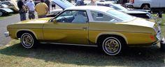 1973 Cutlass S Coupe at Fall Carlisle 2013