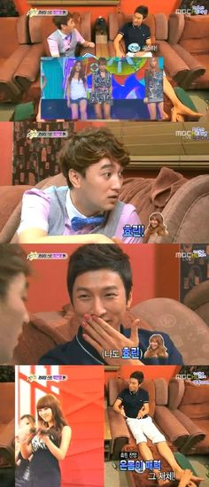 Actor Park Gun Hyung reveals he's a fan of SISTAR's Hyorin