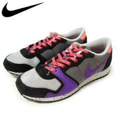 Nike Mens Running Shoes AIR VENGEANCE PLUS Grey/Varsity « Shoe Adds for your Closet