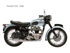 """Triumph T110 1956"" https://sumally.com/p/475937?object_id=ref%3AkwHNPvaBoXDOAAdDIQ%3APWJ5"