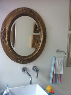 Bathroom ideas never leave mirrors out!