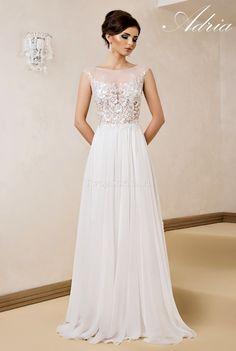 ślub, suknia ślubna, skromna suknia ślubna, prosta suknia ślubna, suknia ślubna 2016, adria, nabla, margarett, fashion, wedding,