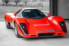 McLaren's first customer based vehicles, the M12 was based on the M8As Bruce McLaren used to win during the 1968 Can-Am season. This 1969 McLaren M12 Coupe is part of that lineage, but has some distinguishing factors which make it...