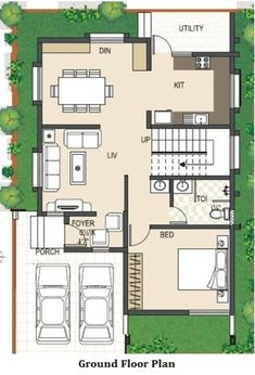 Looking For Superior 30 X 40 North Facing House Plans In