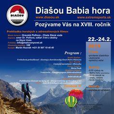 Diašou   Filmový festival DIAŠOU Babia hora