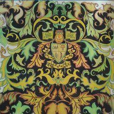 coruja - floresta encantada - enchanted forest - Johanna Basford - secret garden