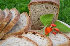 Chleb fasolowy z rozmarynem