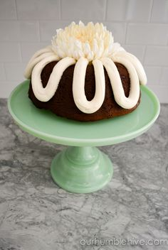 - Nothing Bundt Cake Copycat Recipe-Chocolate, Chocolate Chip I have an obsession with bundt cakes! If I had to choose only one type of cake to eat for the rest of my life it would be a bundt cake. I have perfected 3 different bundt cake recipes throu Nutella Brownies, Mary Berry, Chocolate Recipes, Chocolate Chocolate, Mini Chocolate Bundt Cake Recipe, Chocolate Smoothies, Chocolate Chip Cake, Nothing Bundt Cake Copycat Recipe, Food Cakes