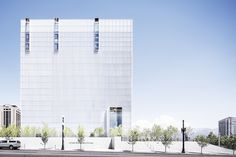 United States Courthouse, Salt Lake City | Thomas Phifer and Partners; Photo: Scott Frances | Archinect