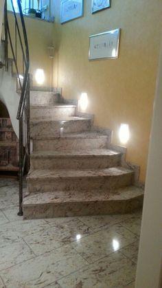 Treppe - Granit