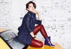 Alicia Keys For Rebbok Ad Campaign