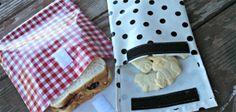 Tuto sac à goûter pour une rentrée gourmande - Blog DIY