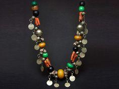 old Berber necklace