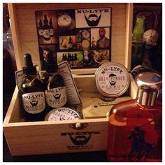 Gabriel C. rocking beard oil 100% natural ingredients #beardoil ...