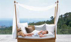 Gallery For > Outdoor Bed Furniture
