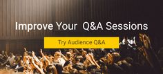 Step by Step Tutorial on How to Master your Q&A Session using Niftio