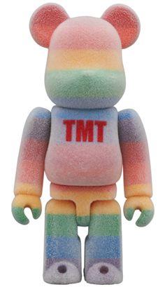BearBrick  TMT