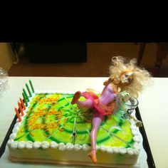 @renee kevelin, here's a good 21st bday cake for your customers!