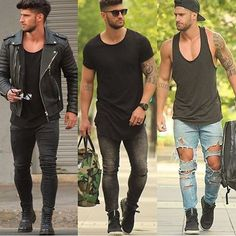 """5,245 mentions J'aime, 126 commentaires - Moda Masculina (@modamasculina) sur Instagram : """"1, 2 ou 3?"""""""
