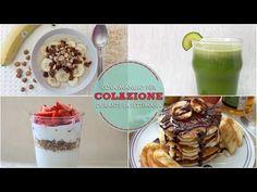 Cosa mangio per COLAZIONE durante la settimana - YouTube