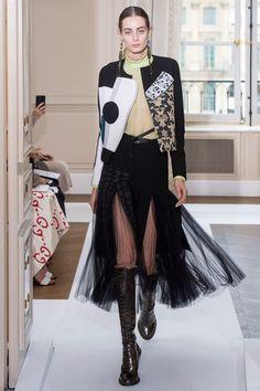 Schiaparelli Fall 2017 Couture Collection Photos - Vogue