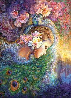 Peacock Daze - 1000pc Jigsaw Puzzle by Masterpieces