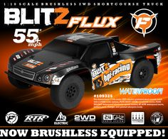 ::HPI RACING:: - BLITZ FLUX RTR