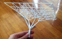 Form Finding of Branched Structures