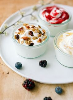 How to Make Homemade Yogurt  Photo by  Ali Harper