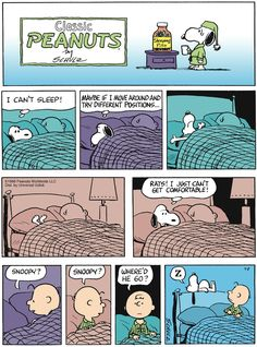 """Schulz's classic """"Peanuts"""" looks at the lives of Charlie Brown, Snoopy, and other favorite characters. Snoopy Cartoon, Snoopy Comics, Peanuts Cartoon, Peanuts Comics, Peanuts Gang, Charlie Brown And Snoopy, Snoopy Love, Snoopy And Woodstock, Calvin E Hobbes"""