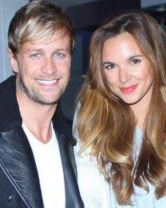 Kian Egan and Jodi Albert have become parents for the second time [Wenn]