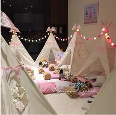 Image result for slumber party tents