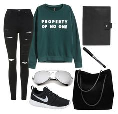 uni by norastyles on Polyvore