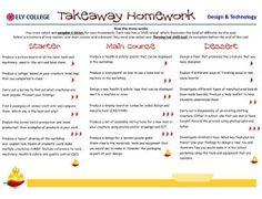 mfl takeaway homework