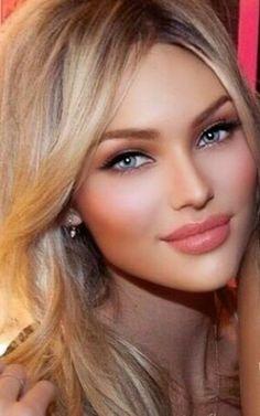 Beautiful Girl Indian, Most Beautiful Women, Tree Woman, Stunning Eyes, Blonde Women, Cute Beauty, Blonde Beauty, Belleza Natural, Pretty Eyes